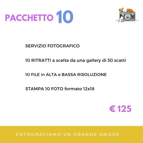 fotografiAMOpet pacchetto 10