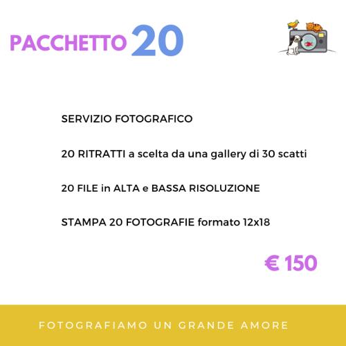 fotografiAMOpet pacchetto 20