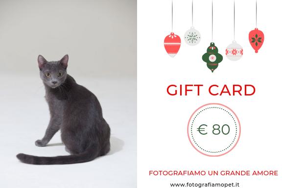 fotografiamopet gift card 80